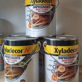 Impregnanti Xiladercor ai solventi